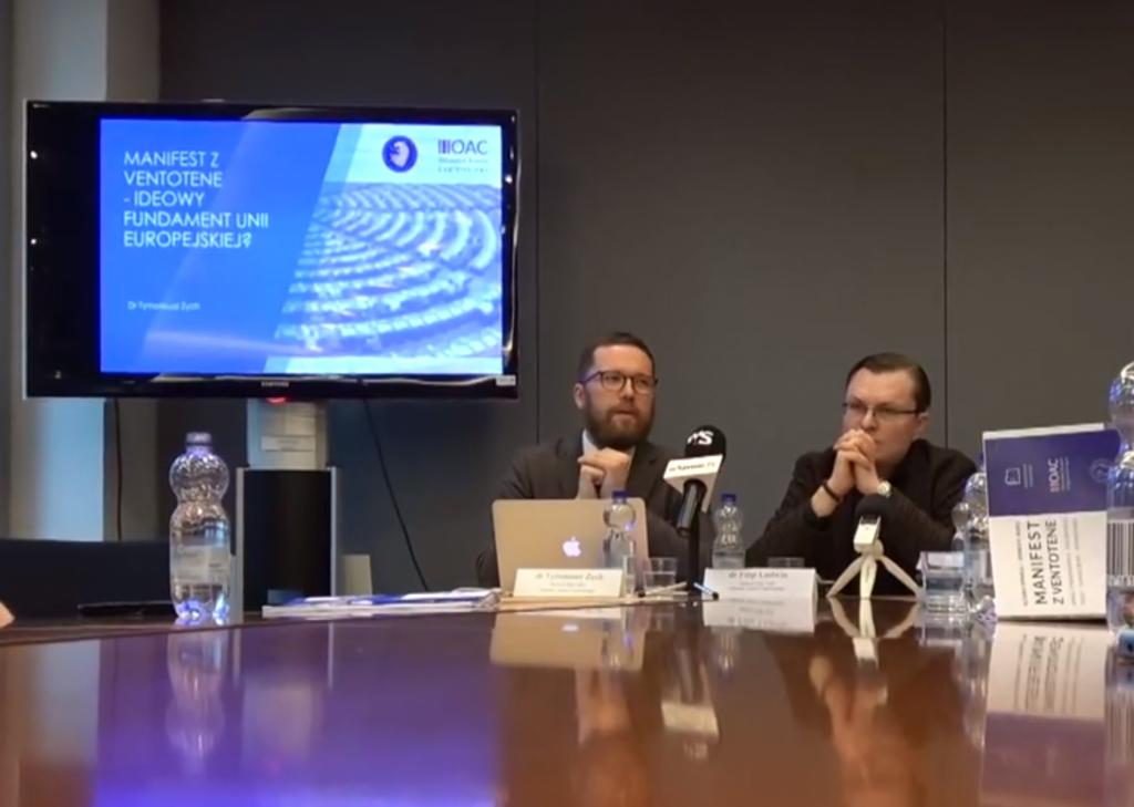 OAC, Ośrodek Analiz Cegielskiego, Tymoteusz Zych, Filip Ludwin